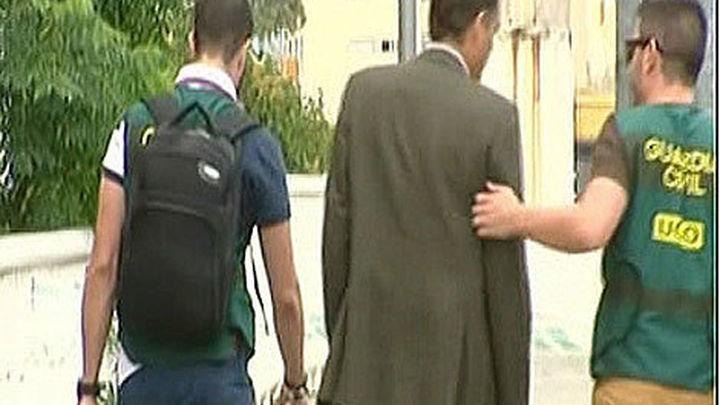 Son ya 14 los detenidos en la operación por cursos de  formación de UGT-A