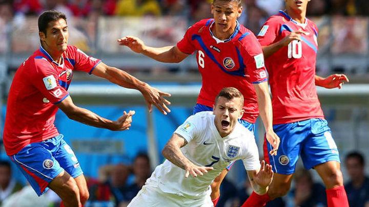 0-0. Costa Rica acaba primera ante una triste Inglaterra