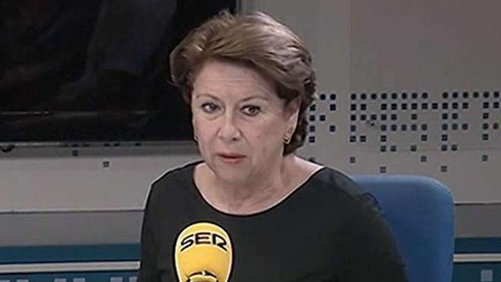Magdalena Álvarez renuncia al BEI y acusa al PP de maniobrar en su contra