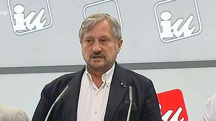 Willy Meyer (IU) anuncia su dimisión como eurodiputado