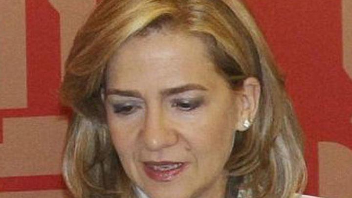 La infanta Cristina será juzgada por delito fiscal y blanqueo de capitales