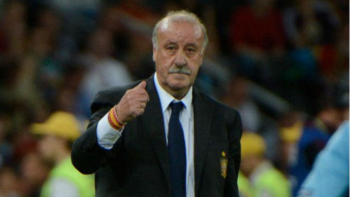 Del Bosque desea una final española en la 'Champions'