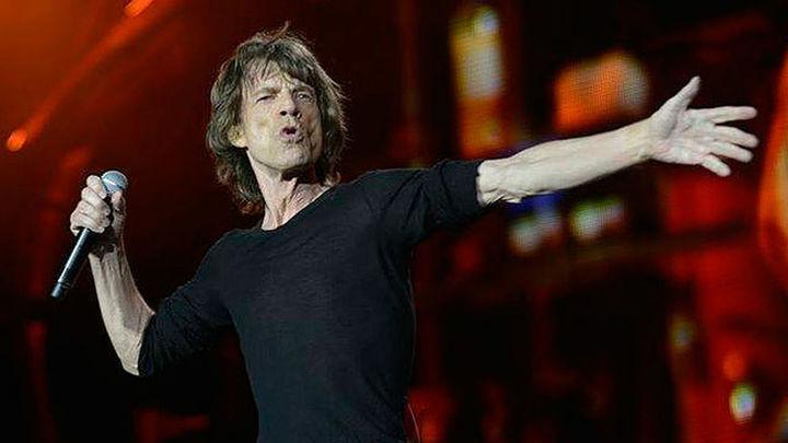 Miles de fans disfrutaron del único concierto en España de The Rolling Stones