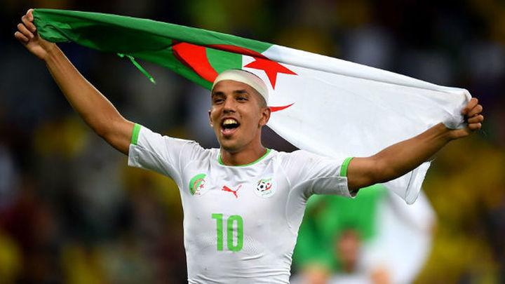 1-1. Argelia hace historia a costa de Rusia