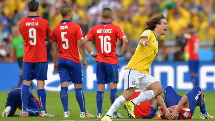 1-1 (3-2). Brasil se salva en los penaltis