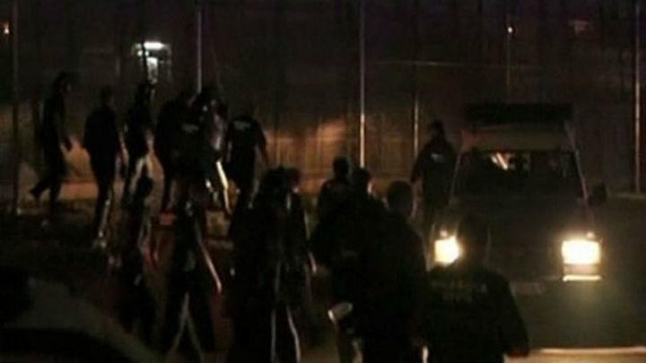 La Guardia Civil y Marruecos impiden que más de 500 inmigrantes entren a Melilla