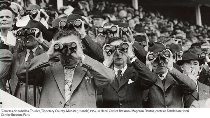La vida a través de los ojos de Cartier-Bresson