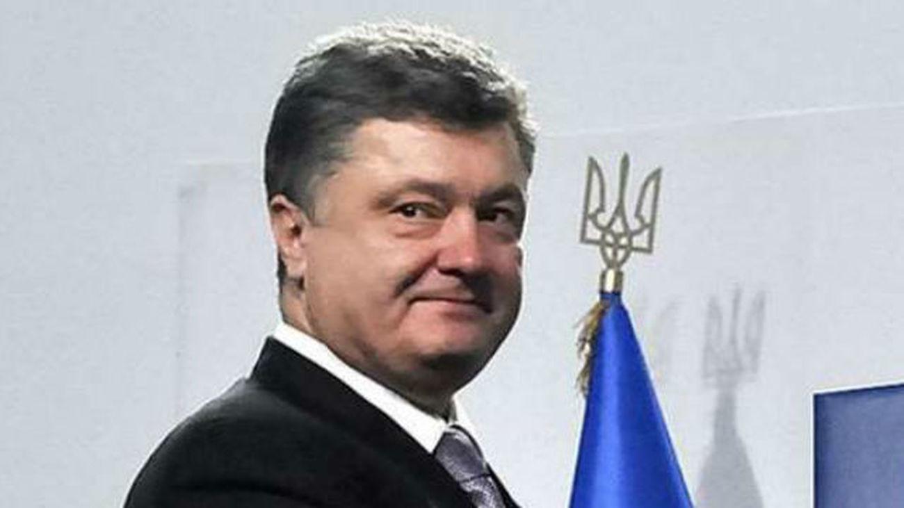 """Poroshenko: """"La sensatez debe imponerse a ambiciones imperiales enfermizas"""""""