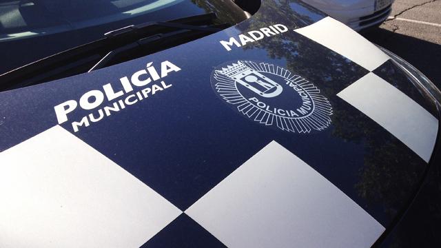 Policias con cámaras