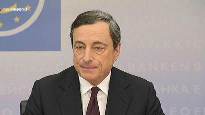 El BCE prolonga las compras de deuda nueve meses hasta diciembre de 2017