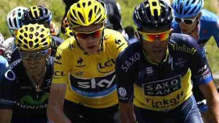 Froome, Quintana y Contador, tres favoritos para un solo sueño