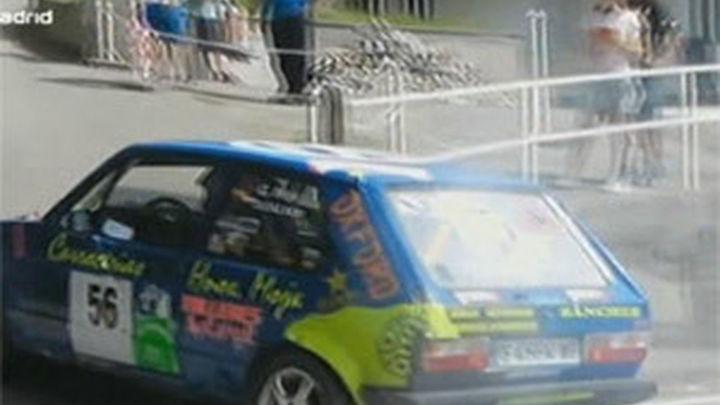 Dos muertos y siete heridos en un atropello multiple en un rally en Cantabria
