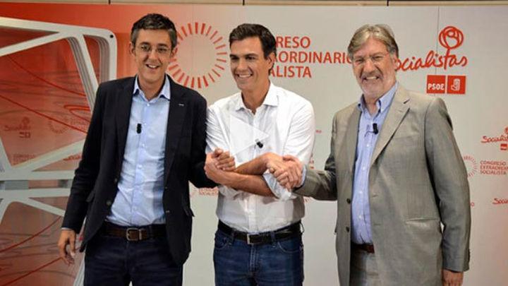 Pedro Sánchez ofrece a Eduardo Madina ir en las listas para volver a ser diputado