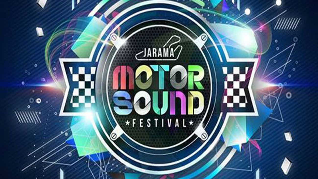 Cartel del Jarama Motor Sound Festival