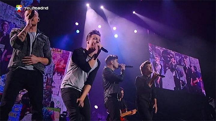 El Calderón se prepara para el concierto de One Direction en Madrid