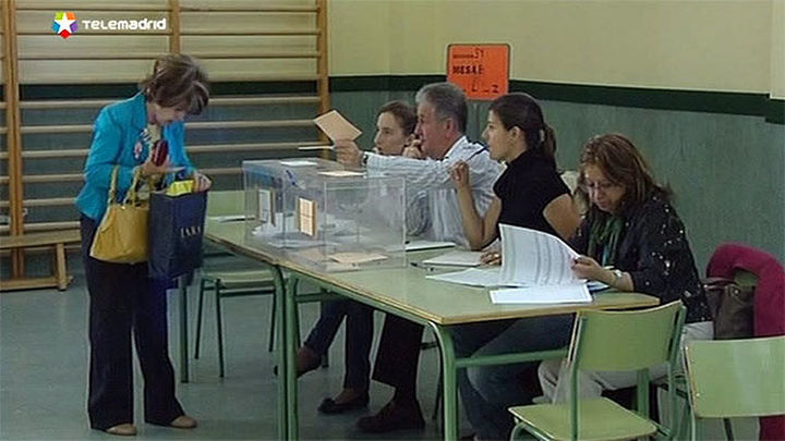 Aprobado el dictamen de la reforma electoral en Madrid