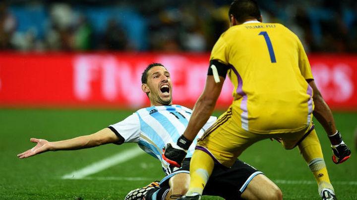 0-0. (4-2) Argentina elimina a Holanda en los penaltis y se enfrentará a Alemania en la final