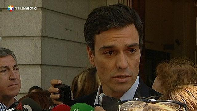 El PSOE acusa