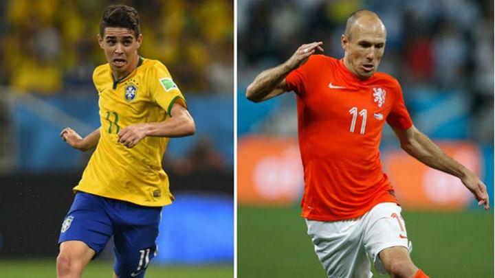 Brasil ante Holanda, el partido que nunca quiso jugar