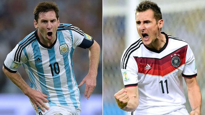 Alemania no se fía de Argentina