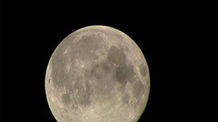 El día de Navidad coincide con la Luna llena, algo que no ocurría desde hace 38 años