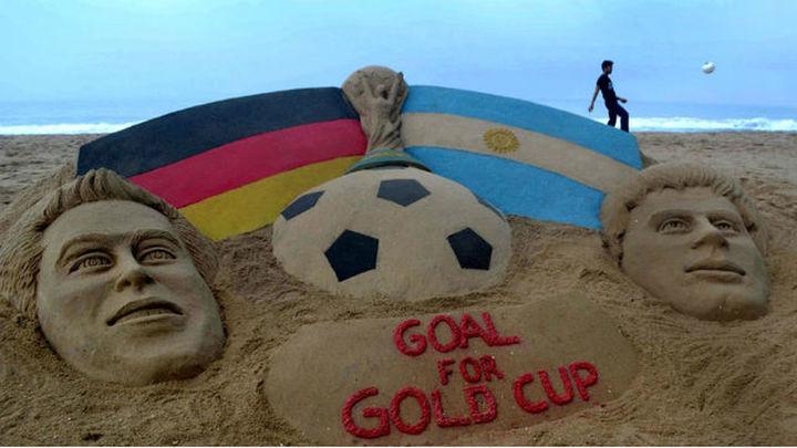 Alemania-Argentina, Maracaná ya espera a la final