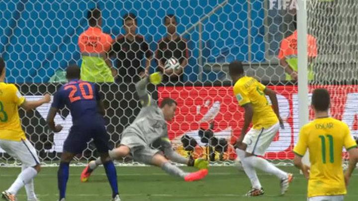 0-3. Holanda le remueve las heridas a Brasil y se queda con el tercer puesto