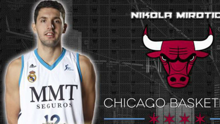 Mirotic se marcha con Pau Gasol a los Chicago Bulls