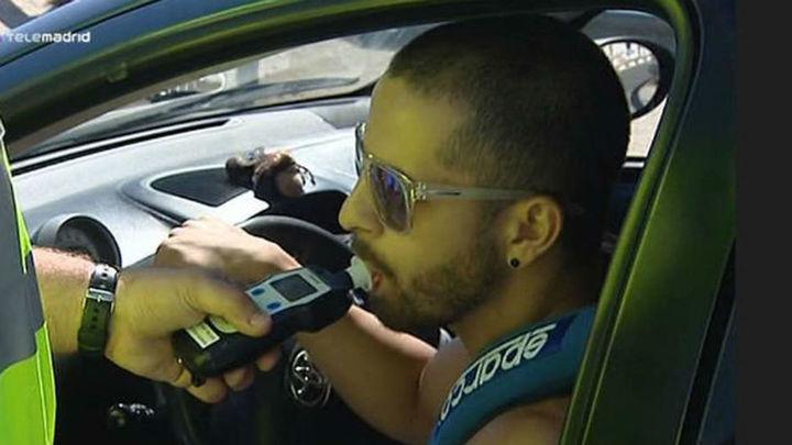 Sancionados 2.454 conductores en una semana por consumo de alcohol y drogas