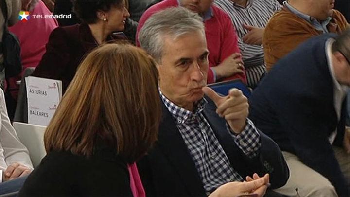 """Jáuregui justifica el no a Juncker por el """"mandato"""" de  Sánchez"""