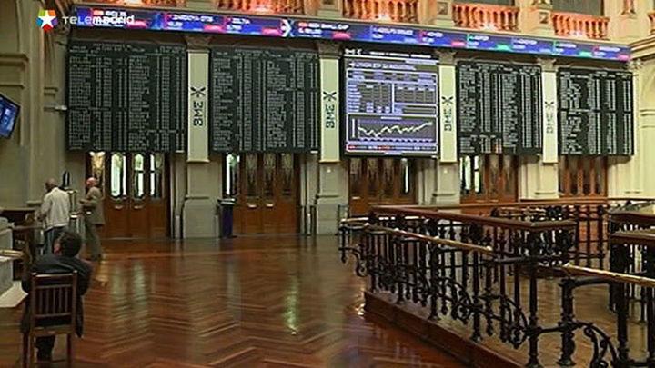El Ibex repunta un 1,84% y supera los 10.600 enteros gracias a la banca