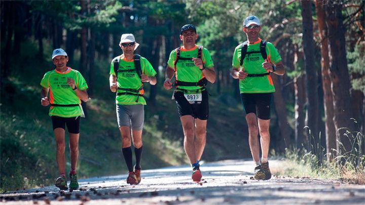 100 kilómetros contra el hambre y la pobreza