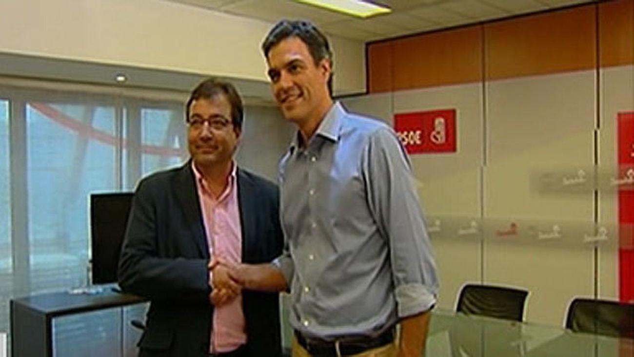El PSOE da por hecho el retraso de sus primarias a 2015 para encumbrar a Sánchez
