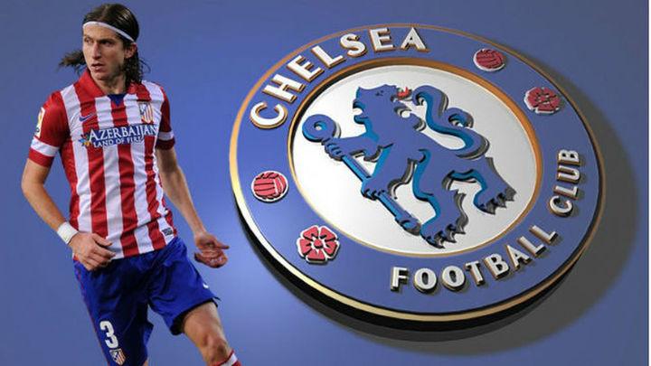 Filipe Luis se va al Chelsea y llega Oblak