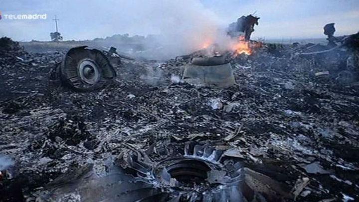 El mundo entero clama por el derribo del avión malayo con 298 víctimas