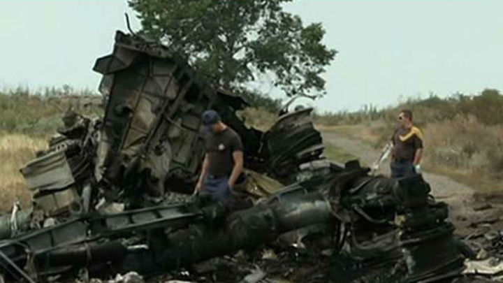 Acaba la recuperación de los cadáveres de la tragedia adel avión MH17