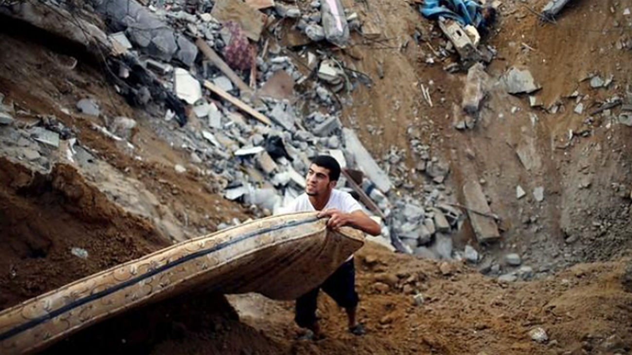 """Obama: """"no queremos ver más civiles muertos"""" en Gaza"""