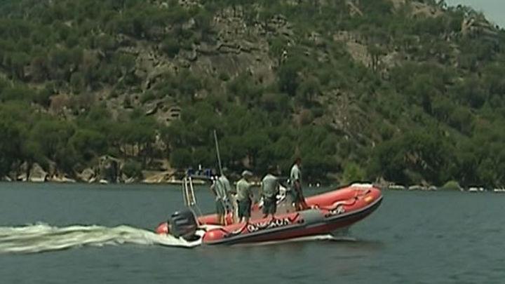 La Guardia Civil busca a un hombre ahogado en el pantano de San Juan