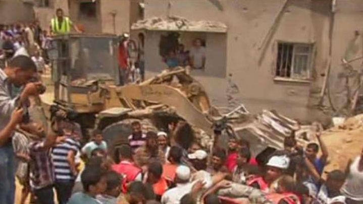 Tres palestinos muertos y cinco heridos en una explosión en una vivienda en Gaza