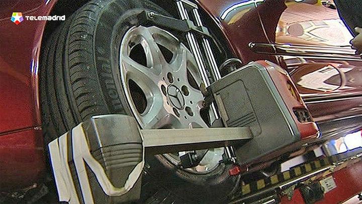 300.000 coches ruedan con neumáticos de segunda mano, sin garantías de seguridad