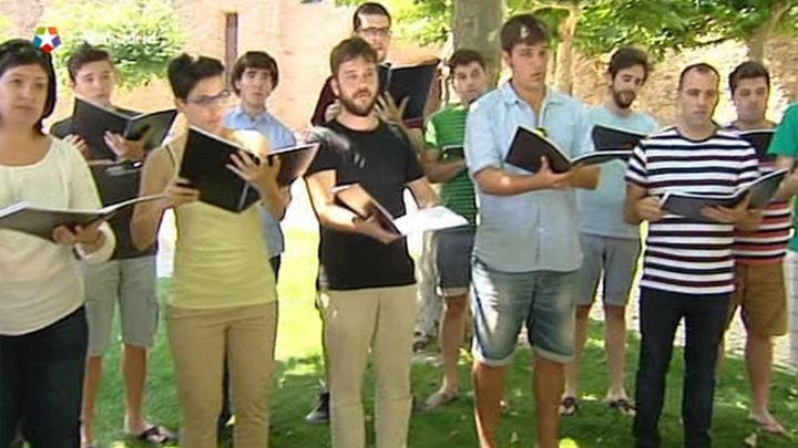El Joven Coro Nacional de España actua este viernes y sábado en 'Clásicos en Verano'