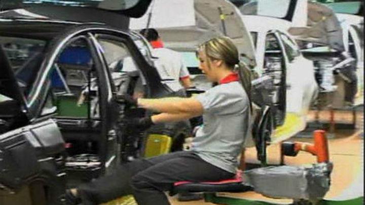 La producción industrial crece un 5,5% en Madrid en julio