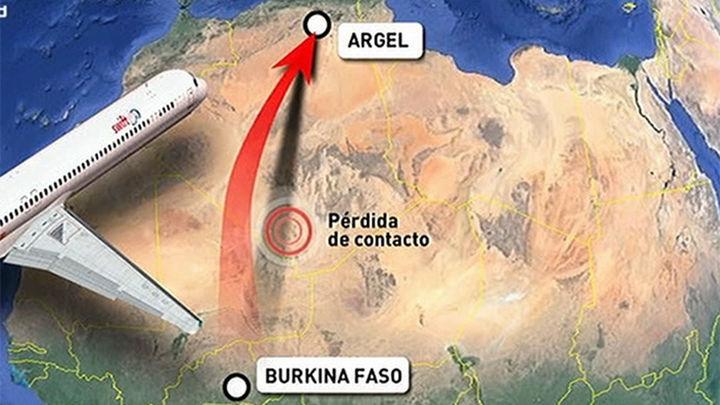 Francia encuentra los restos del avión de Swiftair estrellado en Malí
