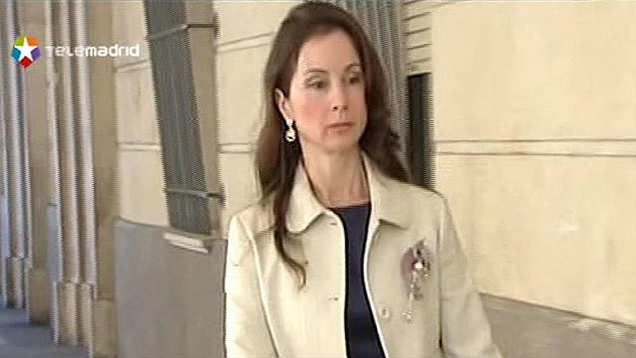 La juez Mercedes Alaya