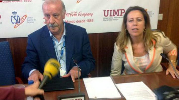 """Del Bosque: """"Hay que tener cuidado con las revoluciones"""""""