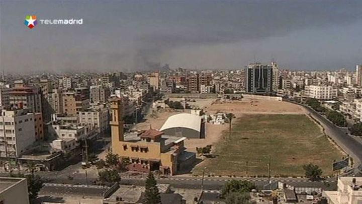Explosiones múltiples en coches de líderes de Hamás y Yihad Islámica en Gaza