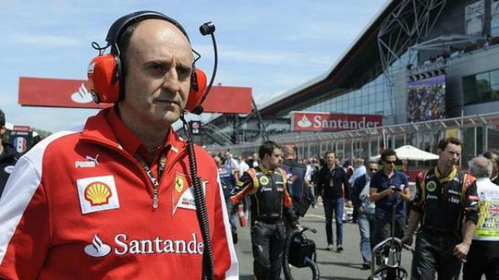 Ferrari echa a Marmorini, responsable de los motores