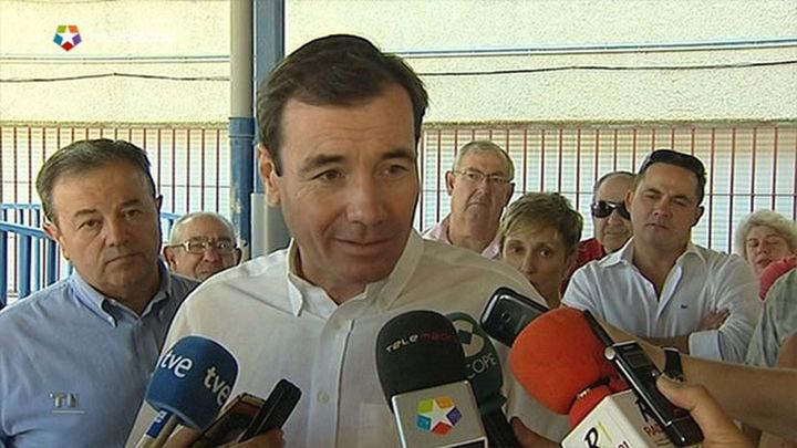 Gómez promete abrir todos los comedores escolares el próximo verano si gana