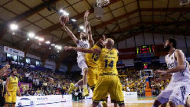 Real Madrid-Gran Canaria, en la primera jornada de la ACB