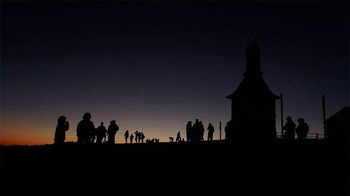 Ruta nocturna a la laguna de Peñalara